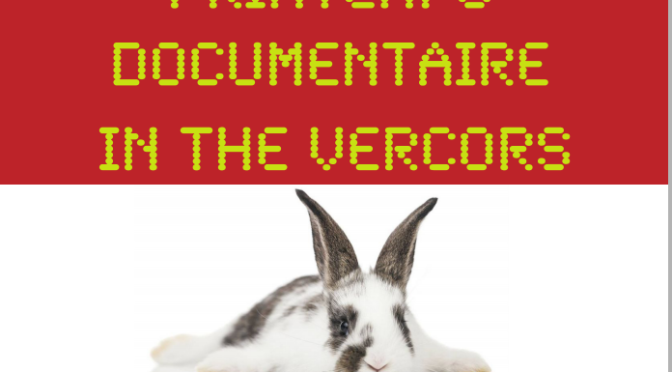 PRINTEMPS DU DOCUMENTAIRE – WE DE PAQUES