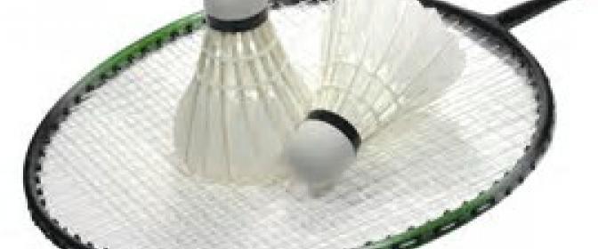 Badminton été 2018